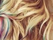 Lauren Conrad: Puntas colores