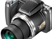 Olympus SP-810 presume zoom