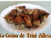 Alcachofas fritas aperitivo sano