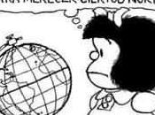 Mafalda. luchadora feminista, social, incansable inmortal