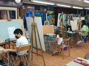 Aerografia cursos, dibujo pintura para niños