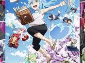 Segunda temporada ''Tensei Shitara Slime Datta Ken'', confirma fecha estreno