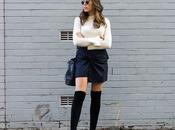Faldas Cortas Moda Para Invierno