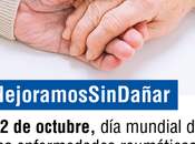 octubre Mundial enfermedades reumáticas
