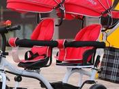 mejores triciclos gemelares para niños