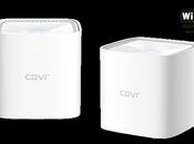 D-Link COVR EasyMesh para redes mejor rendimiento
