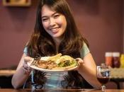 Baja peso comida para dieta saludable
