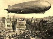 1929: Graf Zeppelin pasó Santander