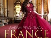 Sarah Brightman anuncia lanzamiento álbum 'France'