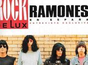 Ramones España -Rock Luxe Febrero 1989 Rockopop Video entrevista