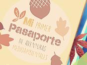 Recurso Imprimible: primer pasaporte aventuras medioambientales Otoño