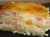 Patatas graten( pastel patatas