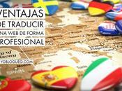 Ventajas traducir forma profesional