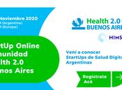 Convocatoria: Meet online, Health Buenos Aires HIMSS