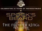 Roine Stolt's Flower Kings Revisited Spock's Beard