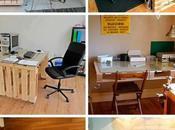 Mesa Computador Cadeira
