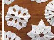 Cómo decorar ventanas adornos navideños papel