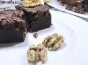Brownie chocolate dulce leche