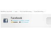 Configurar chat Facebook BlackBerry