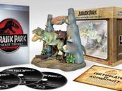 """Ediciones Lanzamientos: """"Jurassic Park Ultimate trilogy"""""""