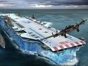 Habbakuk, portaaviones hielo