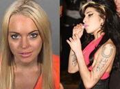 ¿Lohan seguirá pasos Winehouse