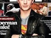 Henry Cavill habla sobre papel 'Superman: Steel'