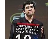 Kramnik consigue décimo torneo ajedrez Dortmund