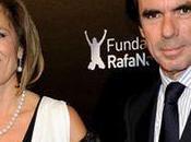 José María Aznar, Botella Leire Pajín asisten funeral Eduardo Zaplana Barceló, hijo