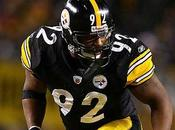 Roethlisberger lidera Pittsburgh Steelers caballero oscuro: leyenda renace