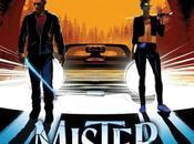 Desvelada cubierta 'Mister Impossible', Maggie Stiefvater