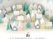 Calendario Adviento para Imprimir