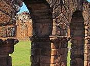 Ruinas jesuíticas, sueño inconcluso. Paraguay, Argentina Brasil