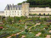 Hermosos Jardines Castillo Villandry Francia