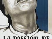pasión según Dreyer, texto para Cátedra Cinemateca