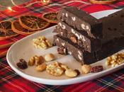 Turrón chocolate casero azúcar