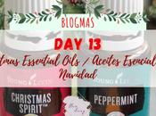 Blogmas Christmas Essential Oils Aceites Esenciales Navidad