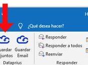 Cambios solución problema detectado complemento Outlook Dataprius versión