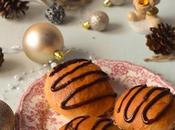 Bollos Vegano Rellenos Mantequilla Cacahuete Chocolate