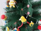 Árbol Navidad amigurumis