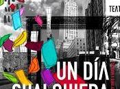 """Cualquiera"""", Trocito Nueva York Madrid."""