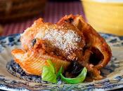 Lumaconi alla parmigiana