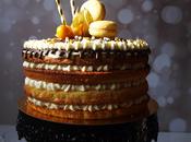 Layer cake cava mandarina