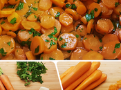 Zanahorias mantequilla corsicana)