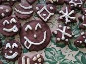Galletas chocolate decoradas