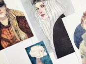 Esther Gili ilustraciones llenas calma fuerza