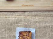 CocinArte- Brownie crema cacahuete inspirado Botero
