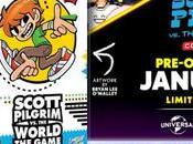 Scott Pilgrim World: Game presenta ediciones limitadas para