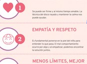 Principios disciplina positiva: infografía