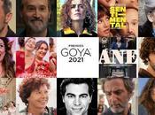 Goyas 2021 Nominados